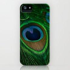 Peacock Slim Case iPhone (5, 5s)