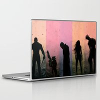 guardians Laptop & iPad Skins featuring The Guardians.  by Varsha Vijayan