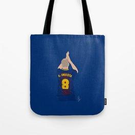 Andres Inresta - FC Barcelona Tote Bag
