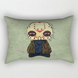 A Boy - Jason ( Friday the 13th) Rectangular Pillow