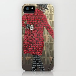 PT Barnum, the Greatest Show iPhone Case