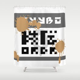 Splatfest 2 Shower Curtain