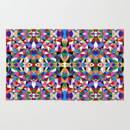 Kaleidoscope Rug
