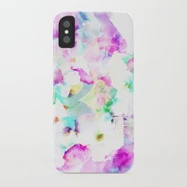 Watercolor Dreamscape iPhone Case