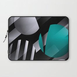 3D - abstraction -112- Laptop Sleeve