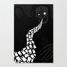 LOOSE TEETH Canvas Print