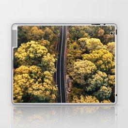 australian road Laptop & iPad Skin