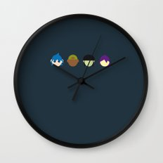 Famous Capsules - Gorillaz Wall Clock