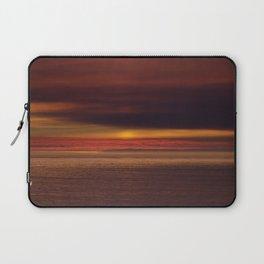 Blazing Sunset Laptop Sleeve