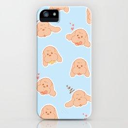 Yuri on Ice Makkachin iPhone Case