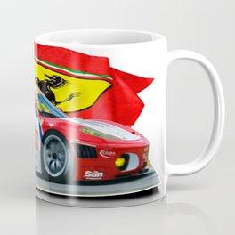 Ferrari F430 Racecar Coffee Mug
