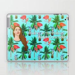 Lana Del Tropico Laptop & iPad Skin