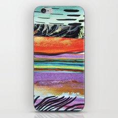 Tropicana Electric iPhone & iPod Skin
