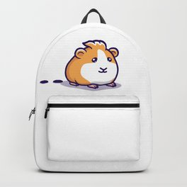 Guinea Pig Pellet Backpack