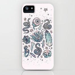 13 SPELLS iPhone Case