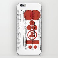 sia iPhone & iPod Skins featuring lasciate sia by design district