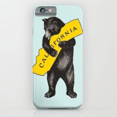 Vintage California Bear Slim Case iPhone 6