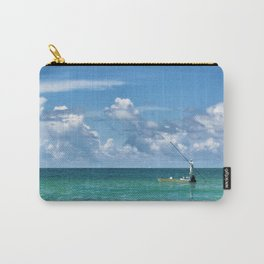 Ocean Panoramic Carry-All Pouch