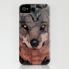 Wolf Mother iPhone (4, 4s) Slim Case