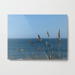 Waving in the wind Metal Print