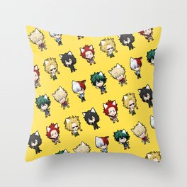 Aizawa Throw Pillow