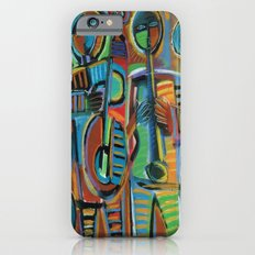 Jazzmen 2 iPhone 6s Slim Case