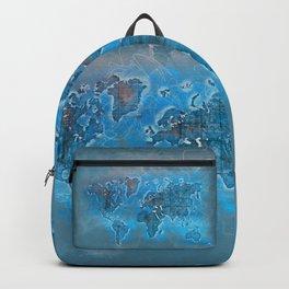 world map 109 #worldmap #world #map Backpack