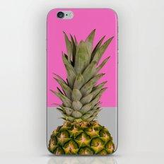 Pineapple 1 iPhone Skin
