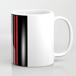 Mexico USA American Flag Coffee Mug