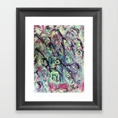 Eye Pods II Framed Art Print