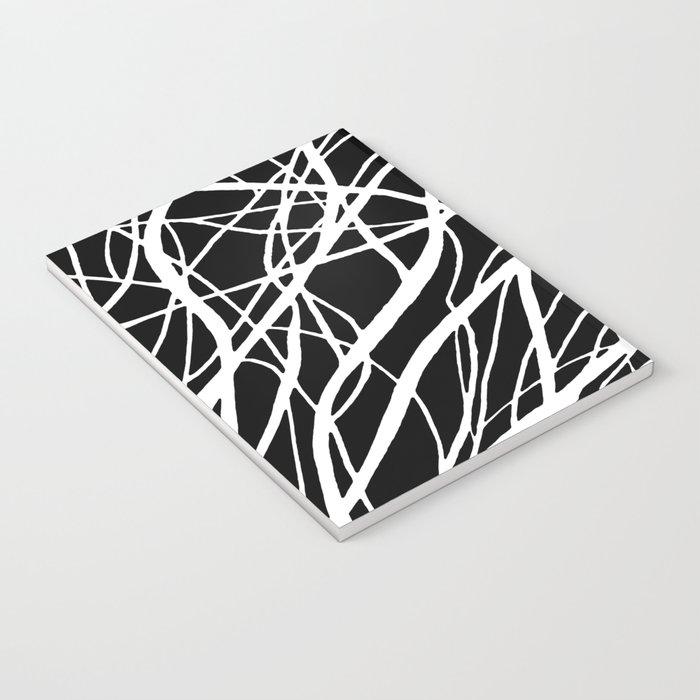 Tumble 2 Black Notebook