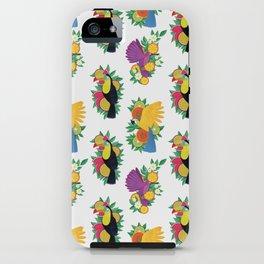 Tropical Toucan iPhone Case