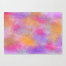 Feel Canvas Print