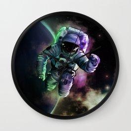 Starfinder Wall Clock