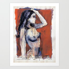 mmb Art Print