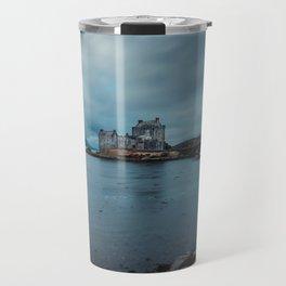 Eilean Donan Castle ,Scotland - Fine Art Photograph Travel Mug
