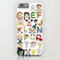 Oz-abet (an Oz Alphabet) iPhone 6s Slim Case