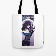 The Crow Tote Bag