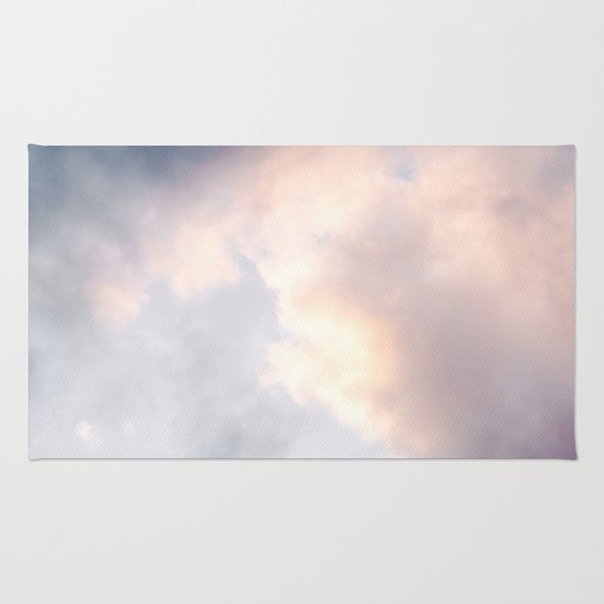 Creamy Clouds Rug