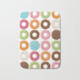 I donut care! Bath Mat
