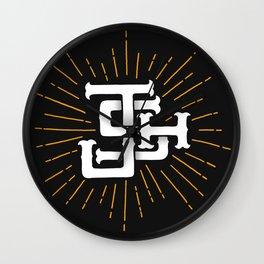 JSH Wall Clock