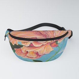 Heavenly Hibiscus Fanny Pack