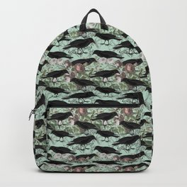 Crow's Vintage Garden Backpack