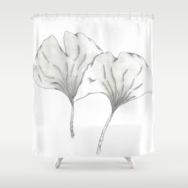 ginko Shower Curtain