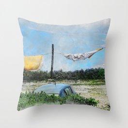 Erice art 6 Throw Pillow