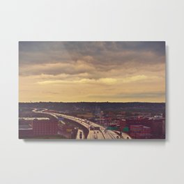 West Bottoms [Chromatic] Metal Print