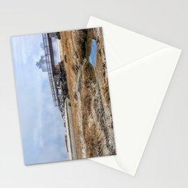 Fog on Good Harbor Beach Stationery Cards