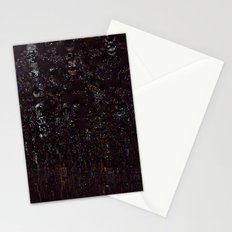 cosmic glitch Stationery Cards