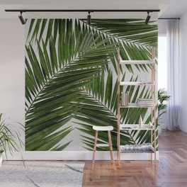 Palm Leaf III Wall Mural
