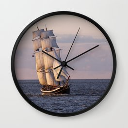 Brigg Morgenster Wall Clock